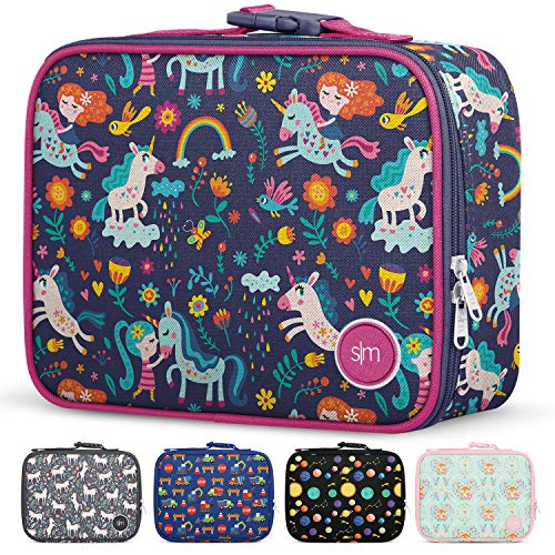 Simple Modern Insulated Reusable Meal Container Box for Girls, Boys, Women, Men Hadley Kids Lunch...