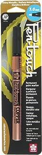 Sakura 42383 1-Pack Blister Card Pentouch Paint Marker, Fine, Copper