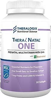 TheraNatal One Prenatal Multivitamin