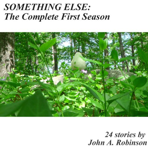 Something Else: The Complete First Season audiobook cover art