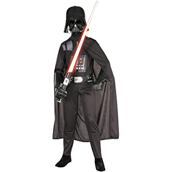 Star Wars - Disfraz de Storm Trooper para niños, talla M infantil ...