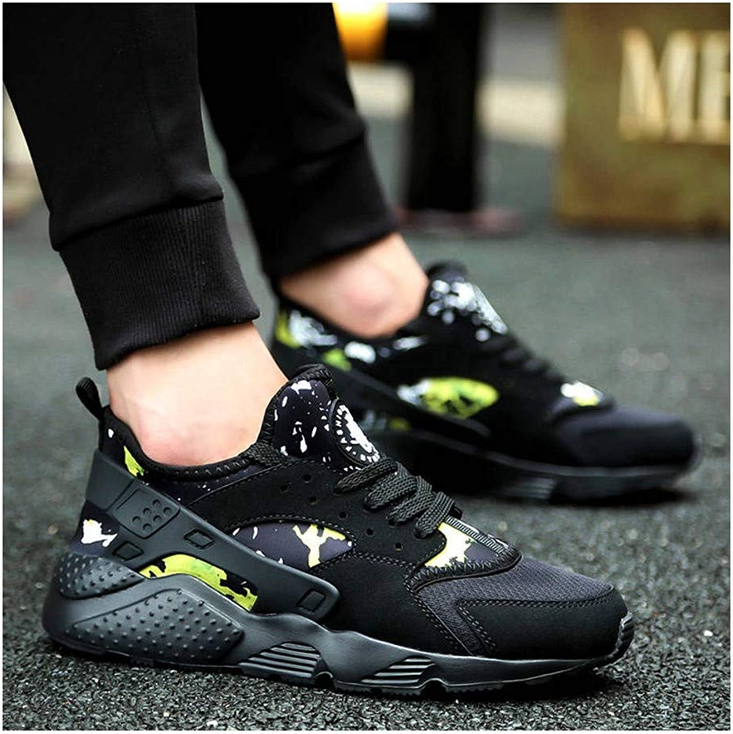 YAYADI shoes shoes Men'S Sneakers Designer Summer Autumn Male White shoes Breathable Casual shoes Jogging Fitness shoes Lightweight Yoga Riding Travel Outdoor Products