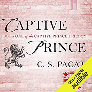 Captive Prince                   By:                                                                                                                                 C. S. Pacat                               Narrated by:                                                                                                                                 Stephen Bel Davies                      Length: 6 hrs and 48 mins     488 ratings     Overall 4.4