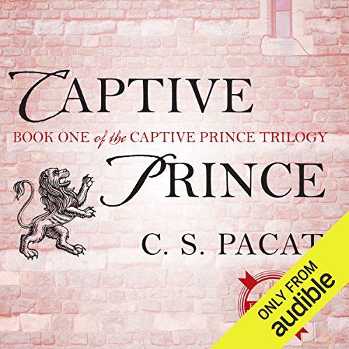 Captive Prince cover art