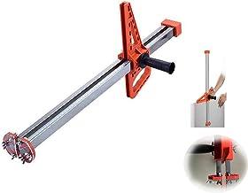 Cortador manual de placa de yeso de acero inoxidable, sierra de yeso de mano, cortador de tablero de yeso para carpintería, doble hoja de 4 rodamientos, herramienta de corte de 20-600 mm
