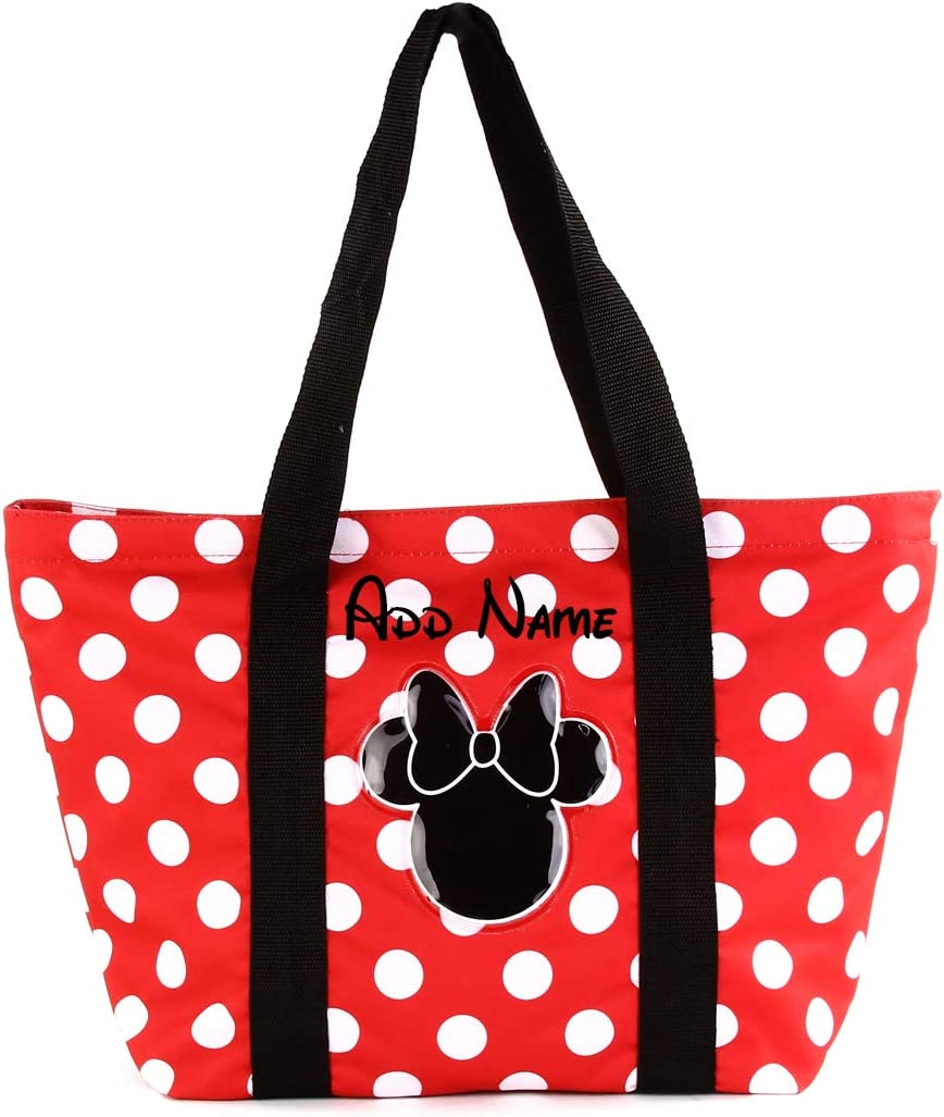 Personalized Glitter MICKEY MOUSE Select Tote
