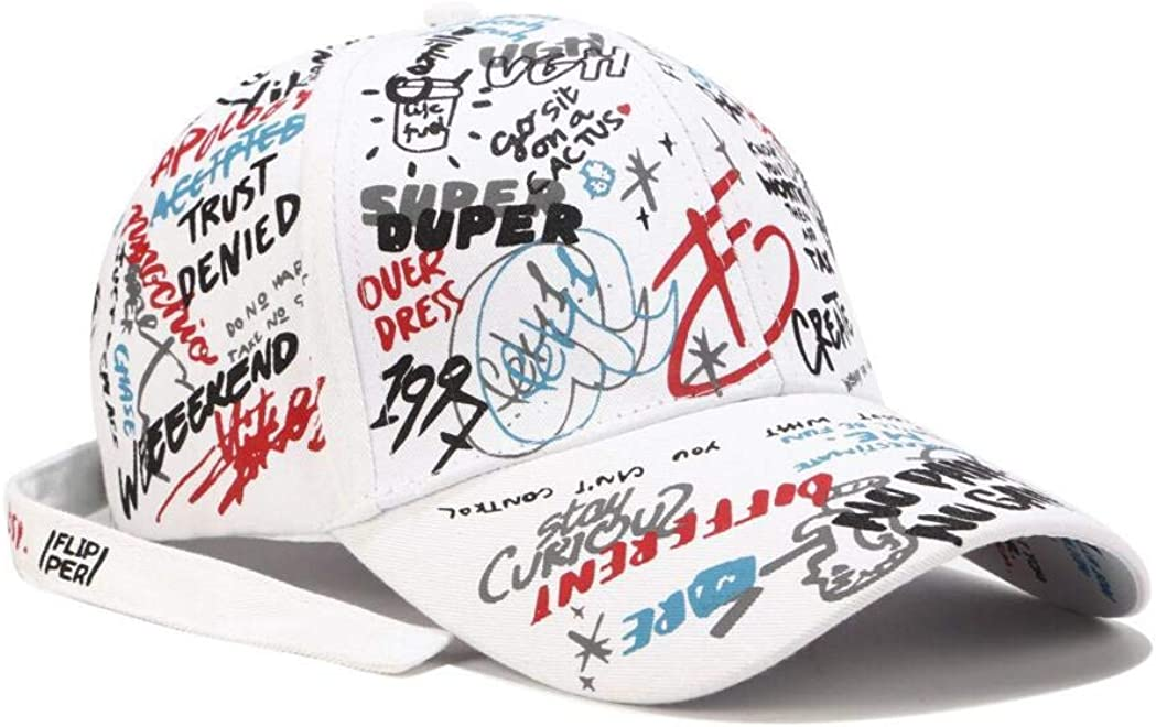 XibeiTrade Challenge the lowest price of Japan Graffiti Al sold out. Baseball Cap Personality Hiphop Fashion Stre