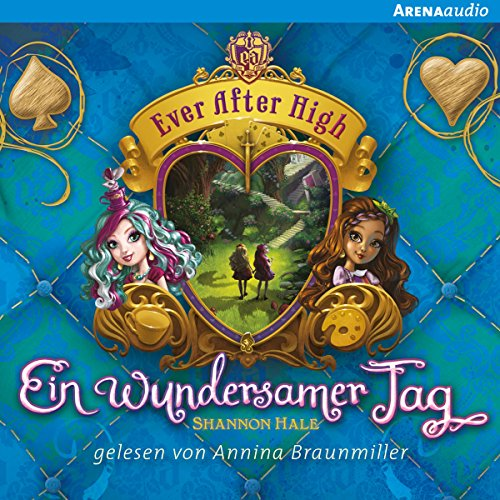 Ein wundersamer Tag audiobook cover art