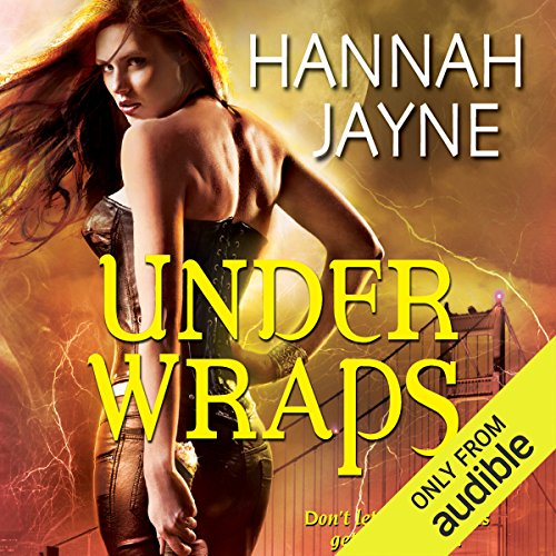 Under Wraps audiobook cover art