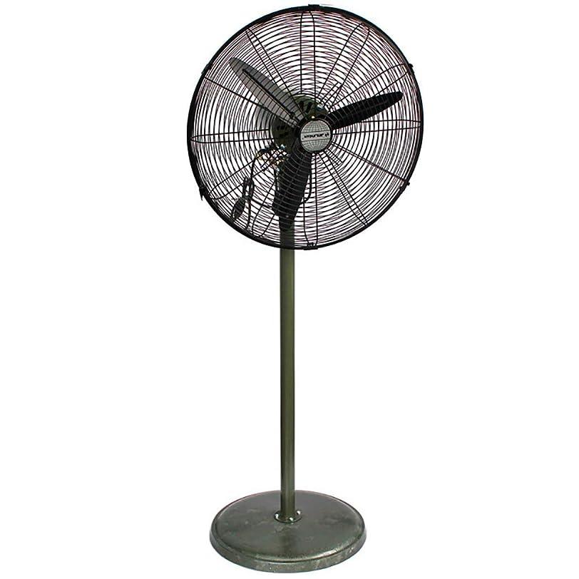 フォーマル地図ヘッドレス床/工業用壁ファン、3速振動、扇風機、強力ファン、風力工場、商業ファン、ムービングヘッドファン