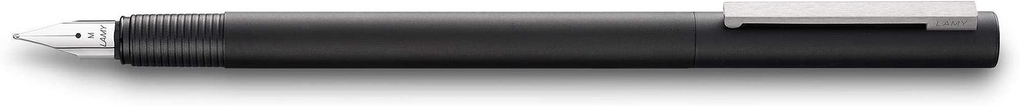 Lamy CP1 Matte Black Fountain Pen - Extra Fine