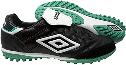 Umbro Speciali Eternal Team Men's Turf Shoes Black/Marine/Green
