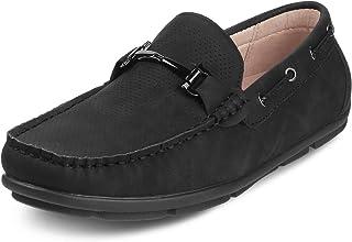 tresmode Men Casual Slip-on Horse-bit Loafers   Footwear for Men