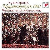 New Year's Concert 1990 / Zubin Mehta / Wiener Philharmoniker
