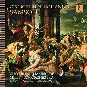 "Samson HWV 57, Act I, Scene 1: II. Chorus. ""Awake the Trumpet's Lofty Sound!"""