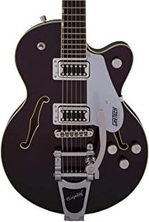 Gretsch G5655T Electromatic Center Block Jr. Single-Cut with Bigsby, Dark Cherry Metallic