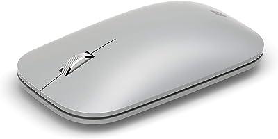 Microsoft Surface KGY-00002, Bezprzewodowa Mysz Optyczna, Platynowy