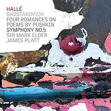 Shostakovich Symphony No.5 - Four Romances on Poems by Pushkin
