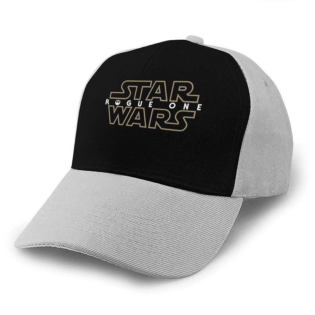 不機嫌キャプテンチップStar Wars 2 屋外のスポーツのための軽量の男女兼用の野球帽の調節可能な通気性の日曜日の帽子