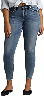 Women's Avery Curvy Fit High Rise Skinny Jeans