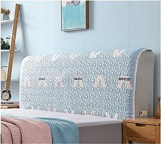 HDGZ Funda Protectora para Cabecero De Cama Tela Lado De La Cubierta A Prueba Polvo Lavable para La Decoración del Dormitorio (Color : O, Size : 200cm)