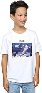 Absolute Cult Michael Jackson Niños Smooth Criminal Lean Camiseta