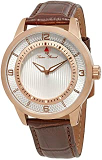Grotto Men's Watch LP-15024-RG-02S-BRW