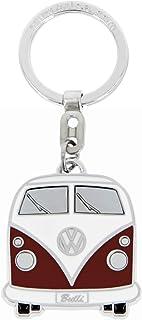 BRISA VW Collection - Volkswagen Bus T1 Camper Van Kombi Key Ring Chain in Embossed Gift Tin, Gift Idea/Fan Souvenir/Retro...