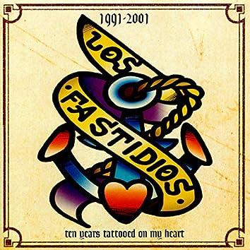 1991-2001 Ten Years Tattooed On My Heart