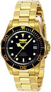 Men's 8929 Pro Diver Collection Automatic Gold-Tone Watch