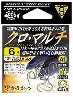 がまかつ(Gamakatsu) A1 クロ・マルチ 6 (2015)