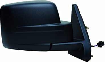 Fit System 60153C Jeep Patriot Passenger Side Replacement Convex Mirror