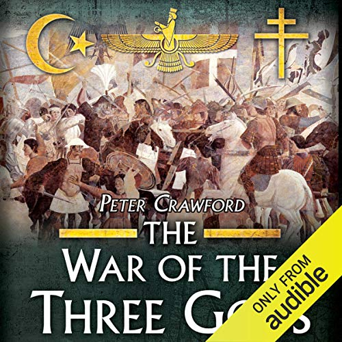 The War of the Three Gods  By  cover art