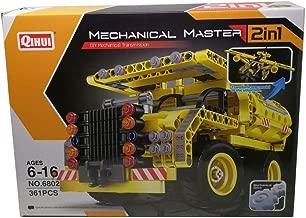 morwant Gili Blocks 361 Construction Building Kits 2 in 1 Mode