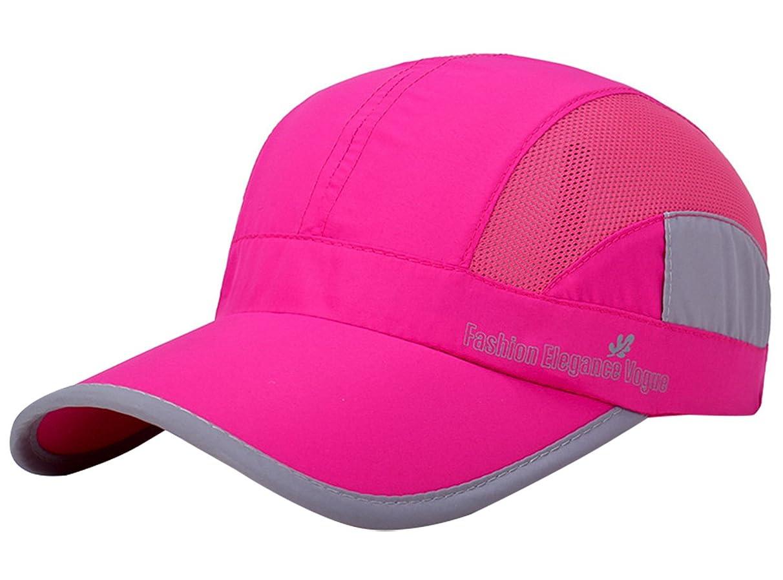 Aivtalk Unisex Binding Mesh Baseball Cap Running Golf Caps Sports Sun Hats Quick Dry Lightweight Ultra Thin Light Baseball Hat