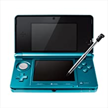 Nintendo 3ds Console - Aqua Blue (Japanese Imported Version - Only Plays Japanese Version Games)