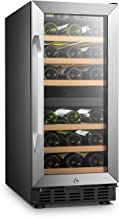 built in wine and beverage refrigerator