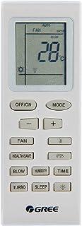 Ferroli YB1FA mando a distancia para acondicionadores Ferroli, argón, Vaillant, Lamborghini, Aermec, Maxa, Fanair, Ecoair Gree, y otros climatizador, aire acondicionado y bomba de calor