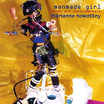 Manmade Girl 2xcd set