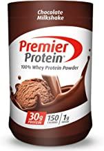 Premier Protein Whey Protein Powder, Chocolate, 17 Servings, 24.5 Ounce