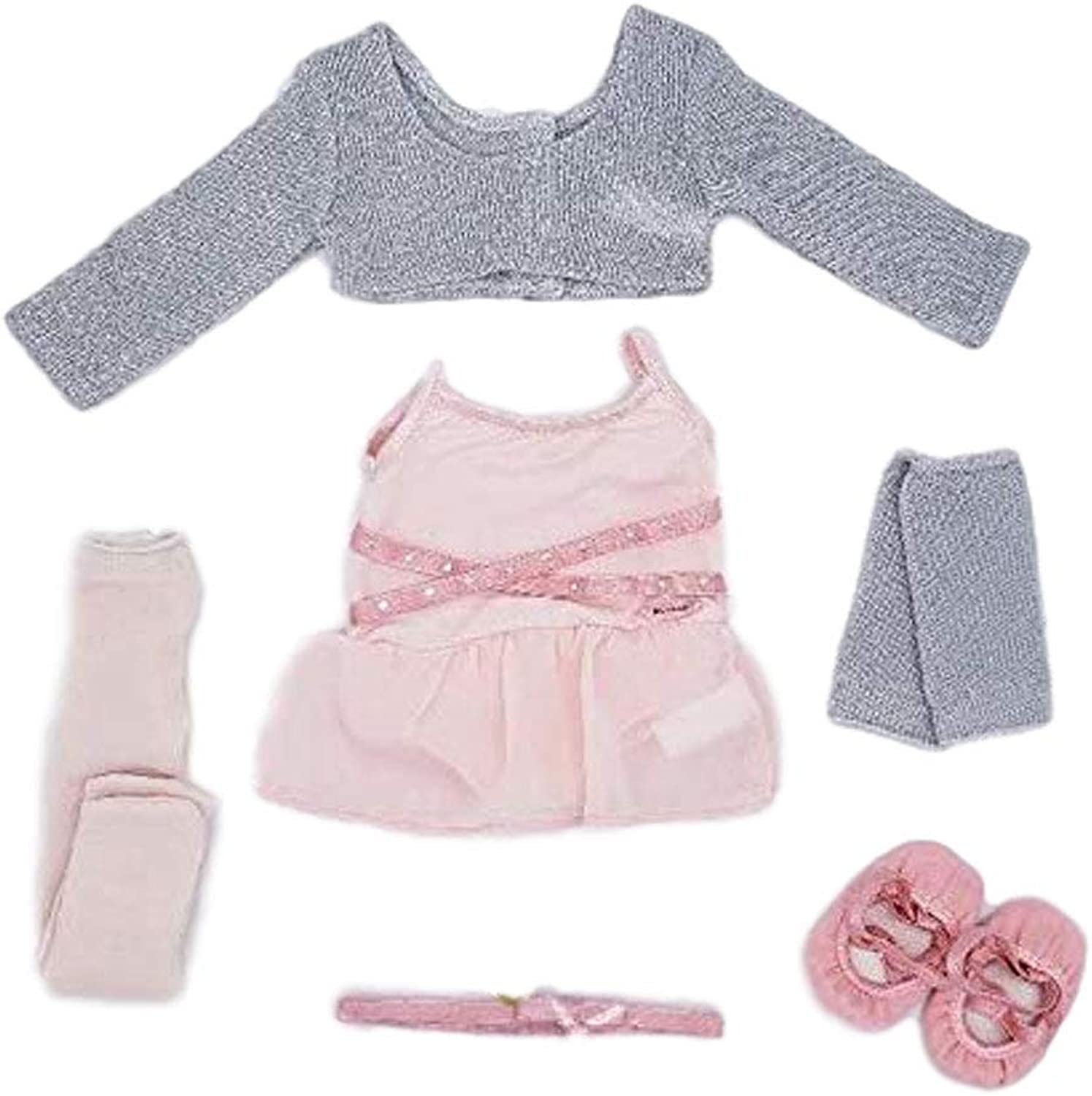 American Girl  Ballet Class Outfit for 18inch Dolls  Truly Me 2017