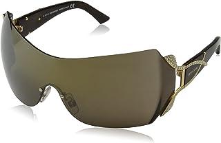 207a63f4f0 Swarovski SK0052 30G Gafas de sol, Marrón (Braun), 70 para Mujer