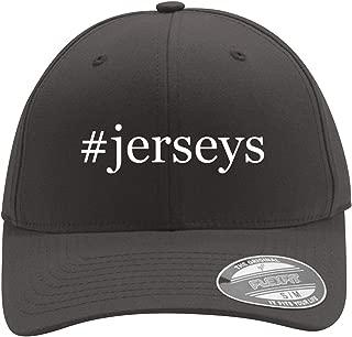 #Jerseys - Men's Hashtag Flexfit Baseball Cap Hat