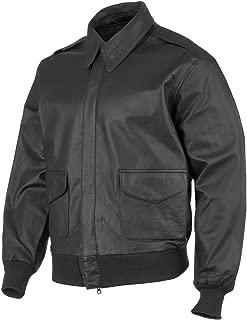mil tec leather jacket