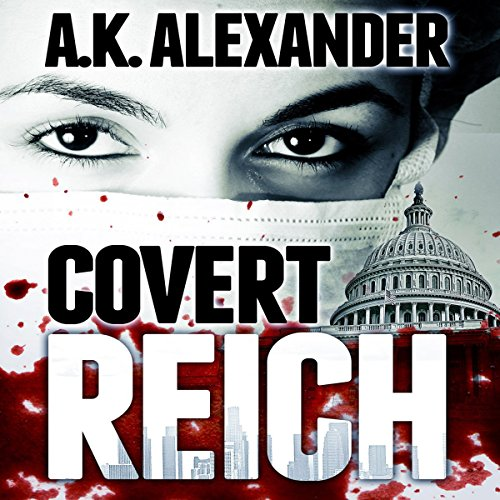 Covert Reich cover art