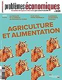 Problèmes économiques, n° 3135 - Agriculture et alimentation