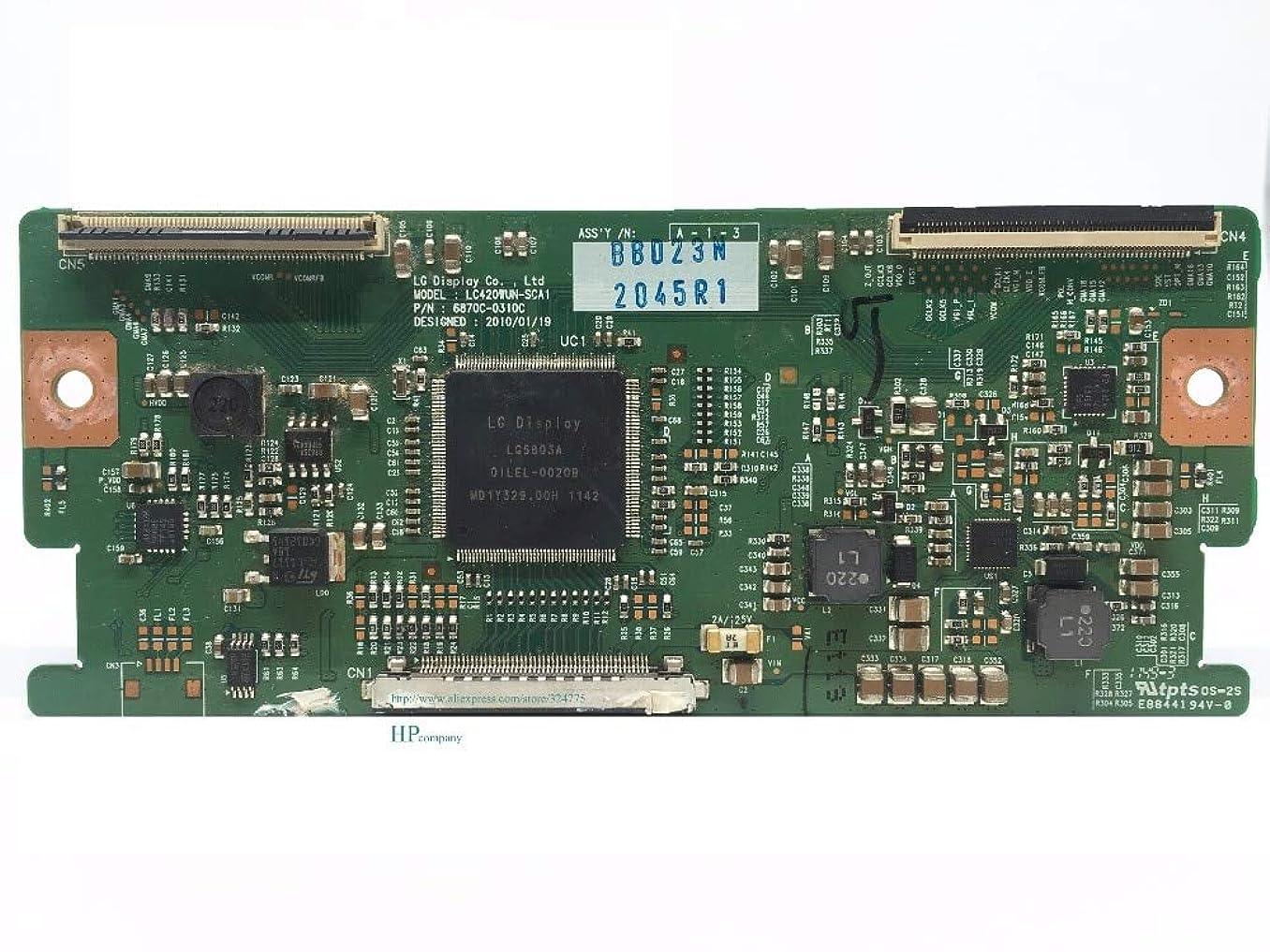 カセット立ち向かうアルバムWillBest Logic board LT42710FHD LC420WUN-SCA1 6870C-0310C