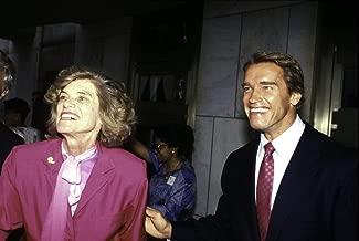 Arnold Schwarzenegger and Eunice Kennedy Shriver Photo Print (10 x 8)