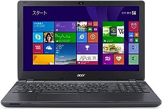 Acer ノートPC Aspire E15 (Win8.1(64bit)/15.6インチ/Corei5-4210U/4GB/1TB/Sマルチ/APなし/ブラック) E5-571-A54G/K