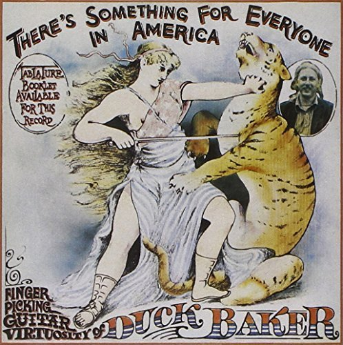There's Something For Everyone in America by DUCK BAKER (2008-06-17)